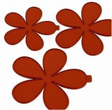 01095 3 Fleurs arrondies