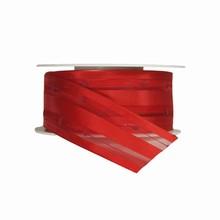 r917 Ruban lilipompom rouge
