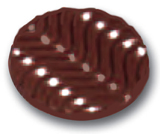 art6401 moule disque chocolat 7g