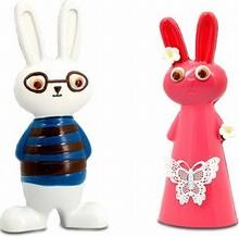 DRCP021 Rabbit Boy & Girl