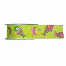 r457 Silly Fish Ribbon