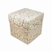 6134 Boîte champ de fleurs