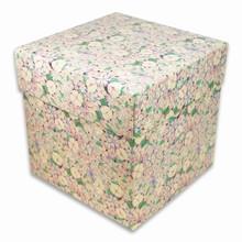 6164 Boîte champ de fleurs