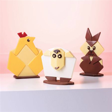 20OR001 Origami Animal Molds Set