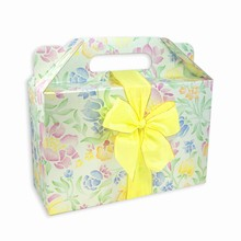 5736 Floral Luggage-Style Box