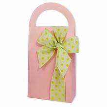4942 Powder Pink Handbag Box