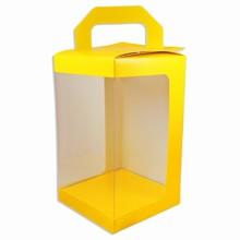 BP80 Boîte à moulage jaune soleil