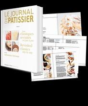 L300 Le Journal du Pâtissier: Revisited classics step-by-step - Sébastien Serveau