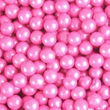 Sixlets rose perlés