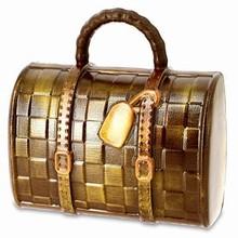 F1167 Checkered Handbag