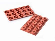 SF171 Moule silicone petits beignes