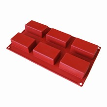 DR299 Moule silicone rectangulaire