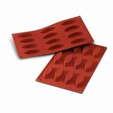 DR238 Moule silicone mini barquettes