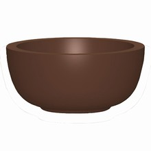 art16903 Coupe moule en chocolat