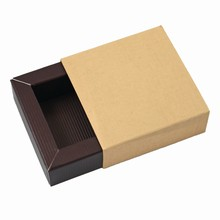 E1980b-10 Caffe and Java Sleevebox for 1 chocolate