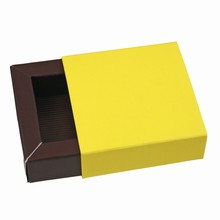 etui1960b-10 Limone Sleevebox for 1 chocolate