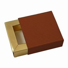 E1Carag-10 étui 1 chocolat Caramel et Or