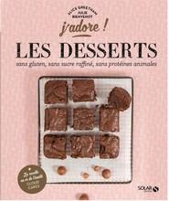L374 Les desserts sans gluten, sans protéines animales, sans sucre raffiné - j'adore