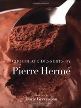 L410 Chocolate Desserts - Pierre Hermé