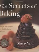 L424 The Secrets of Baking - Sherry Yard