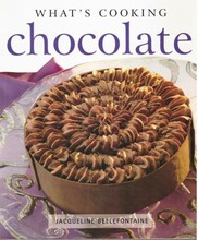 L447 What's Cooking, Chocolate - Jacqueline Bellefontaine
