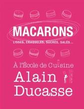 L448 Macarons: Lisses, craquelés, cucrés, salés...