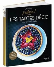 L462 Les tartes déco - j'adore - Lucy Dauchy