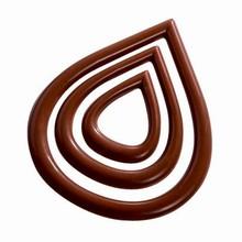 20-D023 Décorations  chocolat