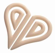20-D027 Heart decor Mold