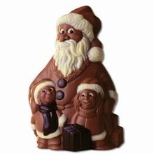 HB0633PC Père Noël avec enfants