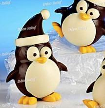 EKT120 Set of 2 Penguins with Bases 170mm