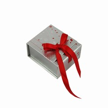 Silver Box with Red Ribbon #2
