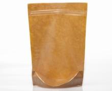 99662 Zip saffron bag