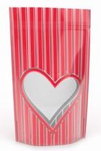 Valentine's Zipper Pouch Bag