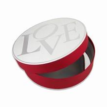 Love round box