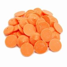 Pastilles de confiserie Merckens orange