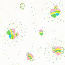 2030eggp-48 Giant basket bag pastel eggs