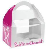 bp124 Poulette en chocolat