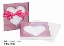Flat Heart Box