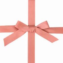 r793 Salmon pink ribbon