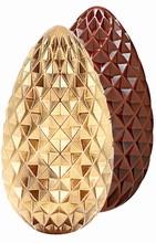 Lillois - Moule Oeuf Chocolat 3D