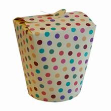 Polka Dotted Box, Large
