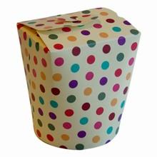 Polka Dotted Box, Small