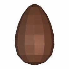 Art17157 Diamond egg