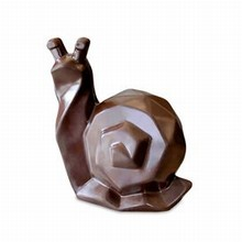 DRCP028 Origami Snail PVC Mold