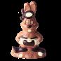 se0455-L Moule lapin plongeur