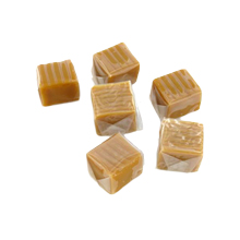 Bar or Caramel Wrapping Paper 8x10