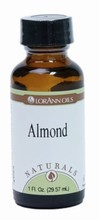 L163500 LorAnn Natural Almond Flavour 16oz.