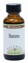 L163510 LorAnn Natural Banana Flavour 16oz.