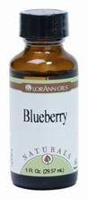 L163520 LorAnn Natural Blueberry Flavour 16oz.